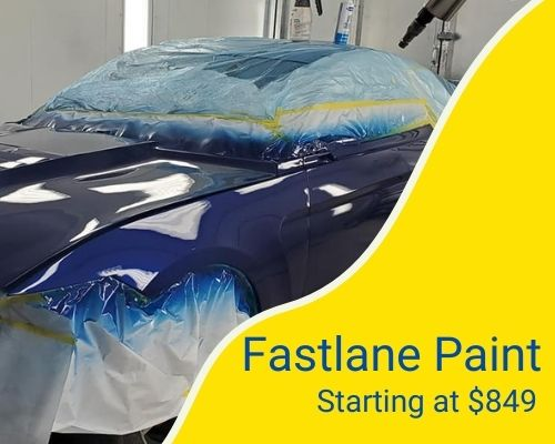 Fastlane Paint Job for cars